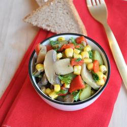 Thumbnail image for Mantar Salatası