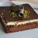 Thumbnail image for Brownie Cheesecake