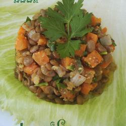 Thumbnail image for Yeşil Mercimek Salatası