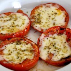 Thumbnail image for Fırında Kaşar Peynirli Domates