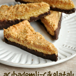Thumbnail image for Acıbademli Çikolatalı Dilimler