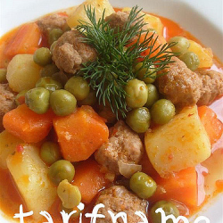Thumbnail image for Taze Bezelye Yemeği