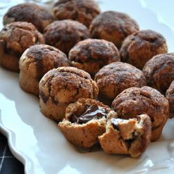 Thumbnail image for Nutella Dolgulu Tarçınlı Muffinler