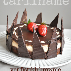 Thumbnail image for Yer Fıstıklı Brownie Pasta