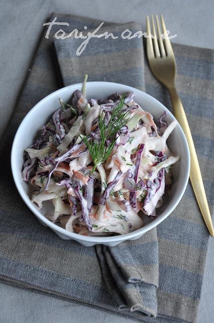 Post image for Lahana Salatası