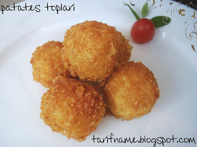 Post image for Patates Topları