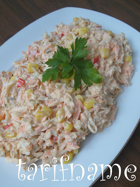 Post image for Parti Salatası