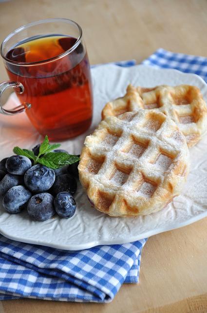 Post image for Milföy ile Çıtır Waffle