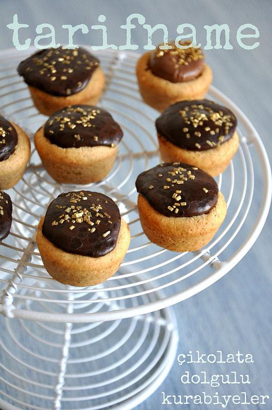 Post image for Çikolata Dolgulu Kurabiyeler