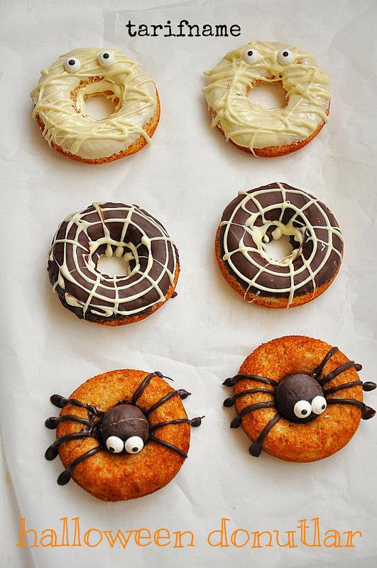 Post image for Cadılar Bayramı Donutları