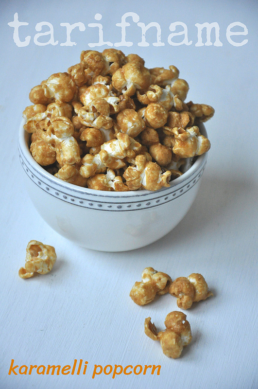 Post image for Karamelli Popcorn